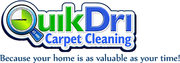 QuikDri Carpet Cleaning, Logo